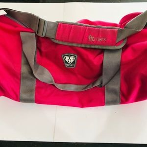 "Women's FitMark Duffle Bag - 22"" Workout/Gym Bag"